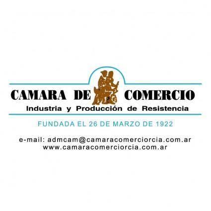 free vector Camara de comercio de resistencia