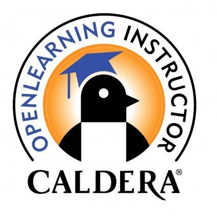 free vector Caldera openlearning instructor