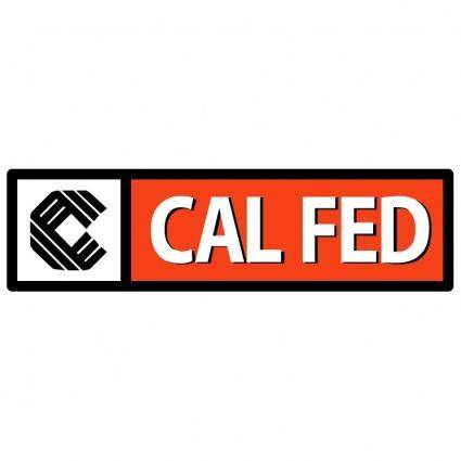 free vector Cal fed