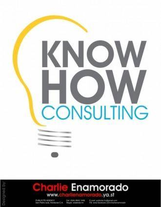 free vector Know How Consulting