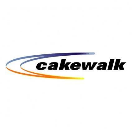 free vector Cakewalk