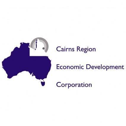 free vector Cairns region economic development