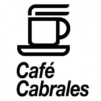 free vector Cafe cabrales