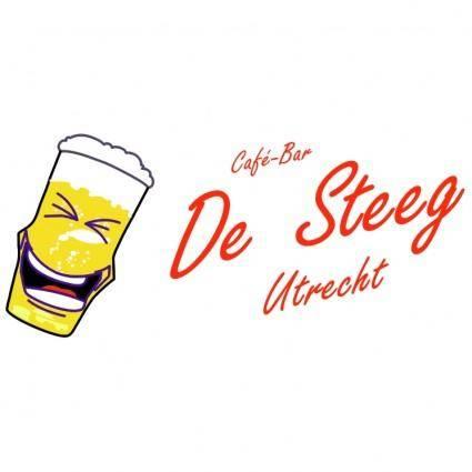 free vector Cafe bar de steeg