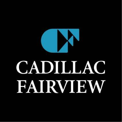 free vector Cadillac fairview 0