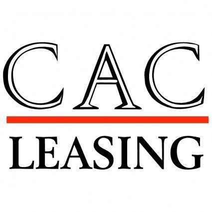 free vector Cac leasing