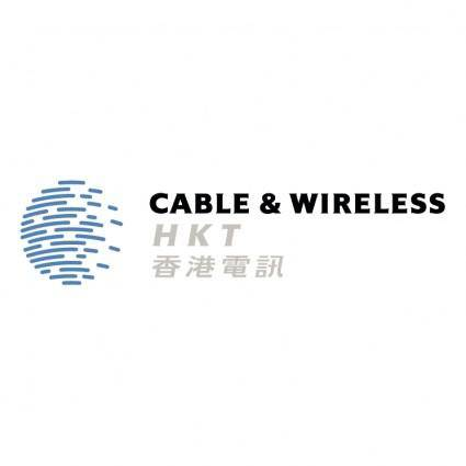 free vector Cable wireless hkt