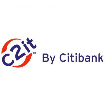 free vector C2it by citibank