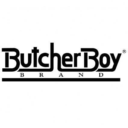 free vector Butcher boy