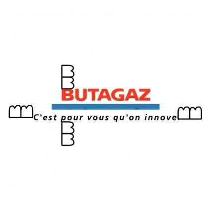 free vector Butagaz