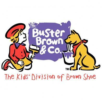 free vector Buster brown