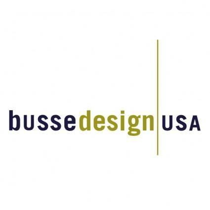 free vector Busse design usa