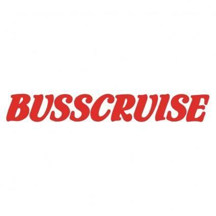free vector Busscruise