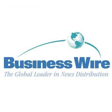 free vector Business wire