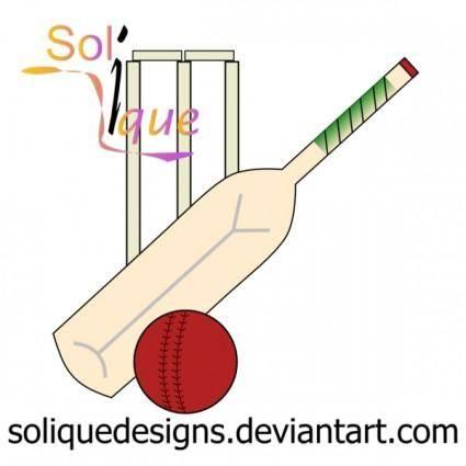 free vector Cricket