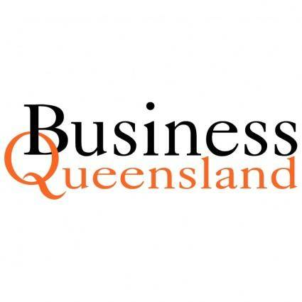free vector Business queensland