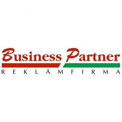 free vector Business partner