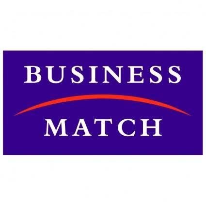 Business match