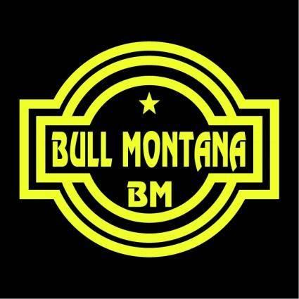 Bull montana