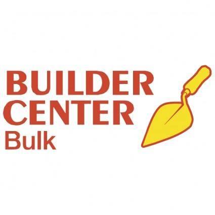 Builder center bulk