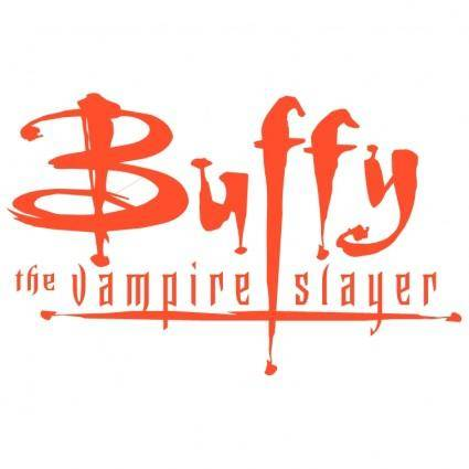free vector Buffy the vampire slayer