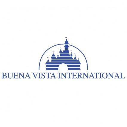 free vector Buena vista international