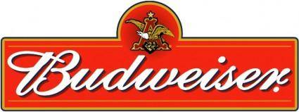 free vector Budweiser 2