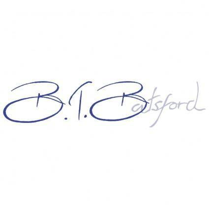 free vector Bt batsford