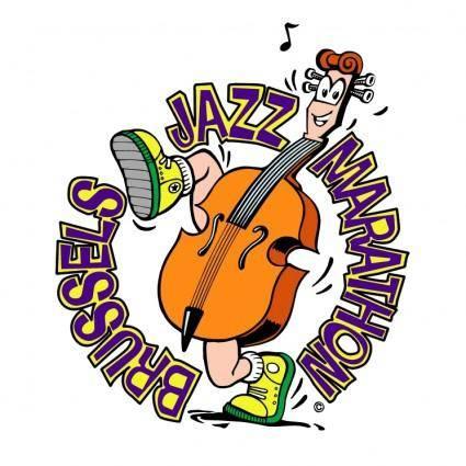 free vector Brussels jazz marathon