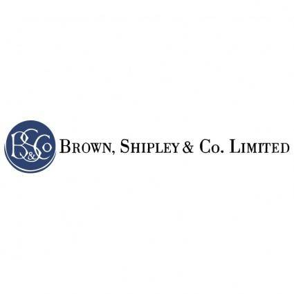 Brown shipley co ltd
