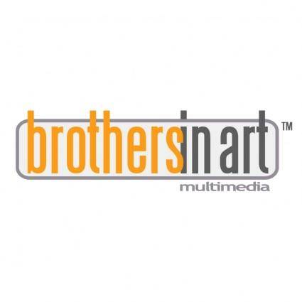 free vector Brothers in art multimedia