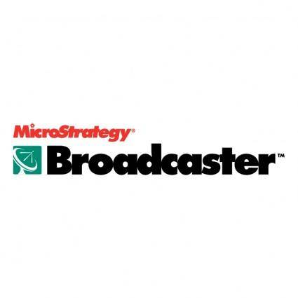 free vector Broadcaster