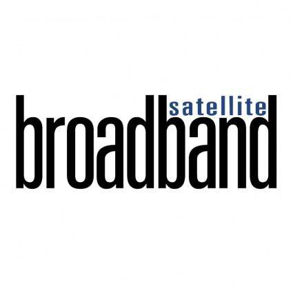 free vector Broadband satellite