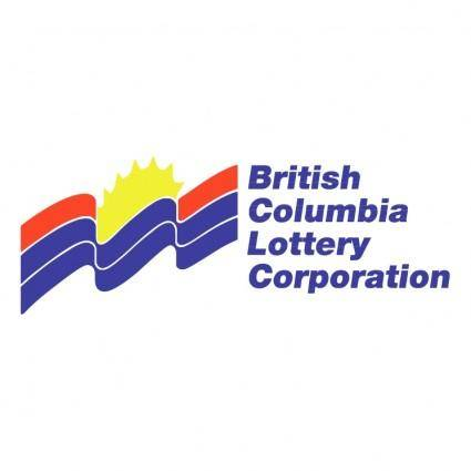 free vector British columbia lottery corporation