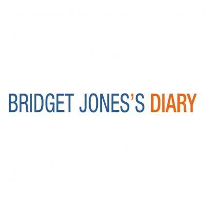free vector Bridget joness diary