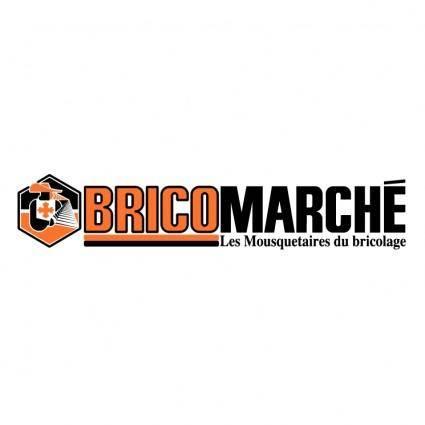 free vector Bricomarche 0