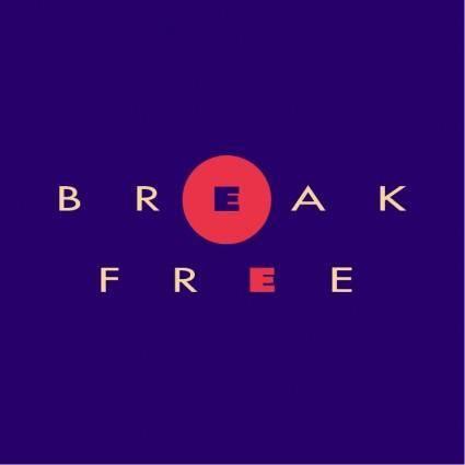 free vector Break free