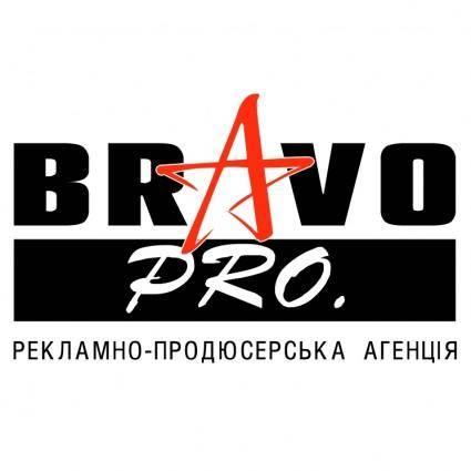 free vector Bravo pro