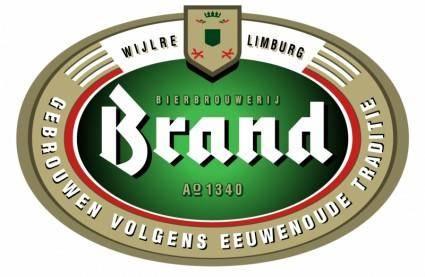 Brand bier
