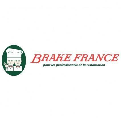 free vector Brake france