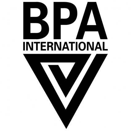 free vector Bpa international