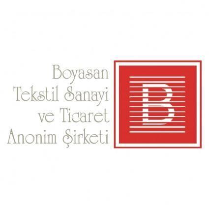 Boyasan tekstil