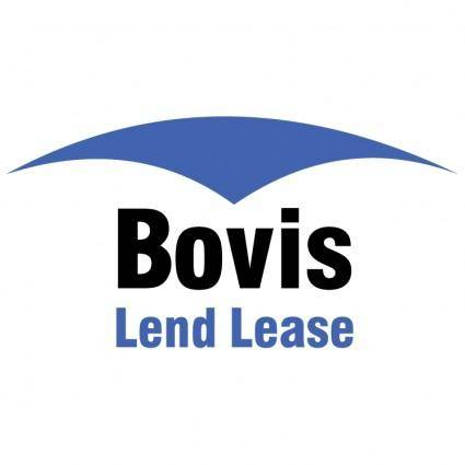 free vector Bovis lend lease