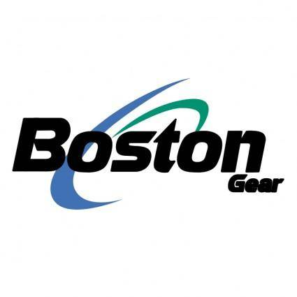 free vector Boston gear