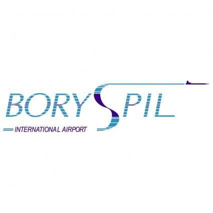 free vector Boryspol airport