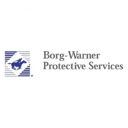 Borg warner protective services