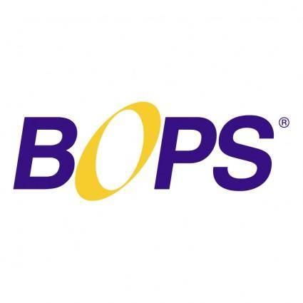 free vector Bops