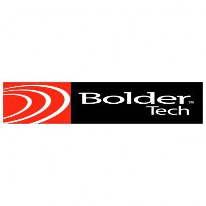 Bolder technologies