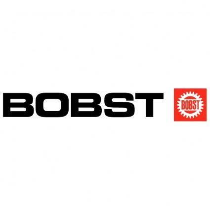free vector Bobst