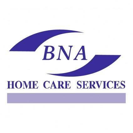 free vector Bna home care service